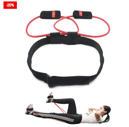 Stretch Exercise Bands Fitness Resistance
