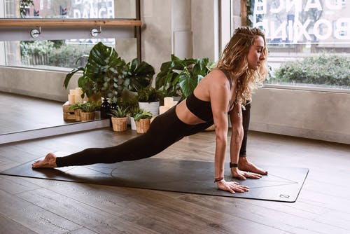 Try Different Plank Variations In Your Class; Plank Variations