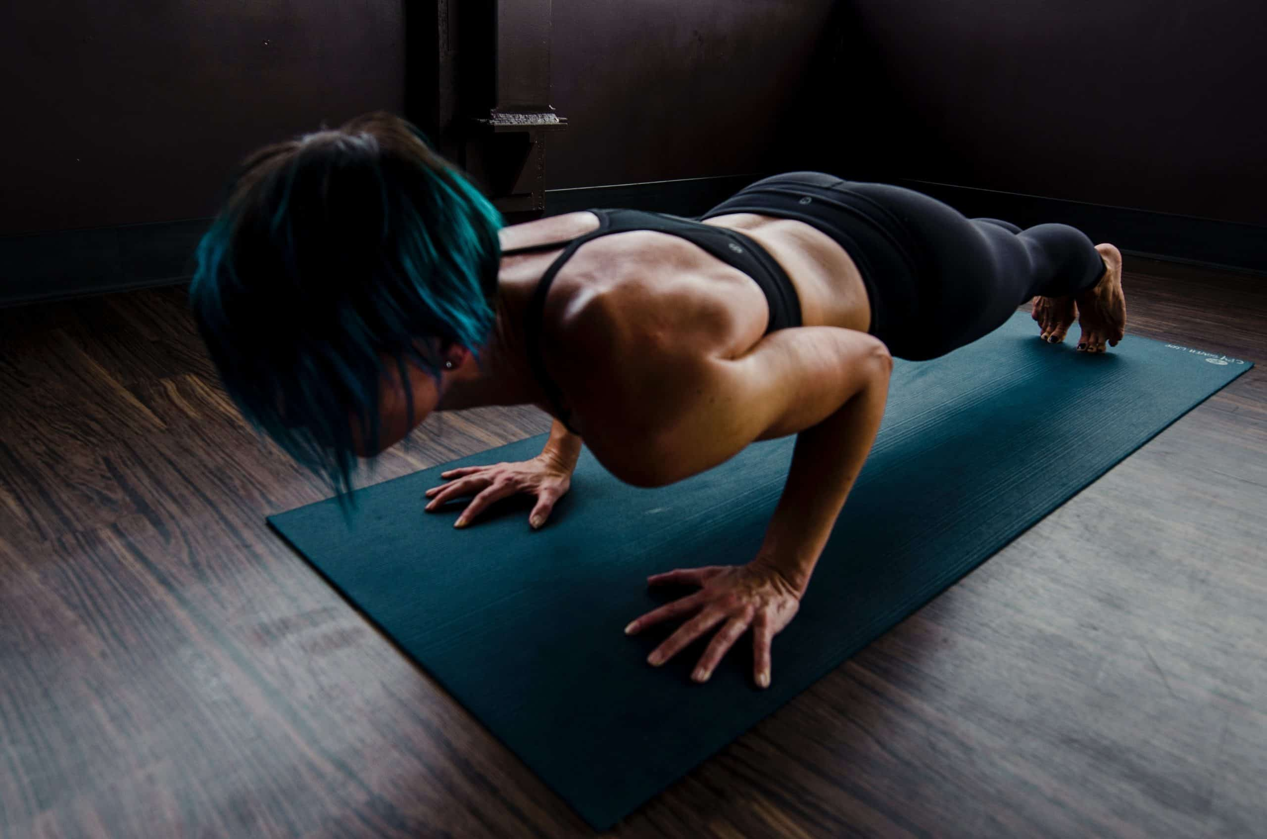 Gym Workout For Your Home Gym