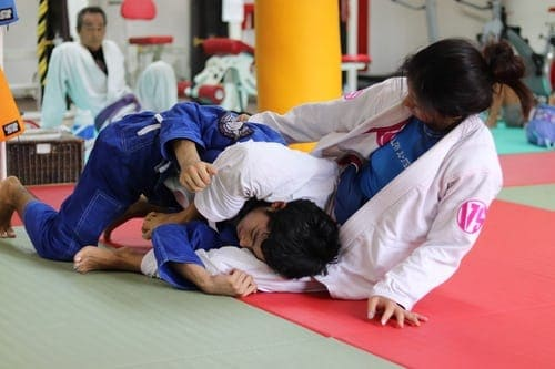 martial arts physical exercises