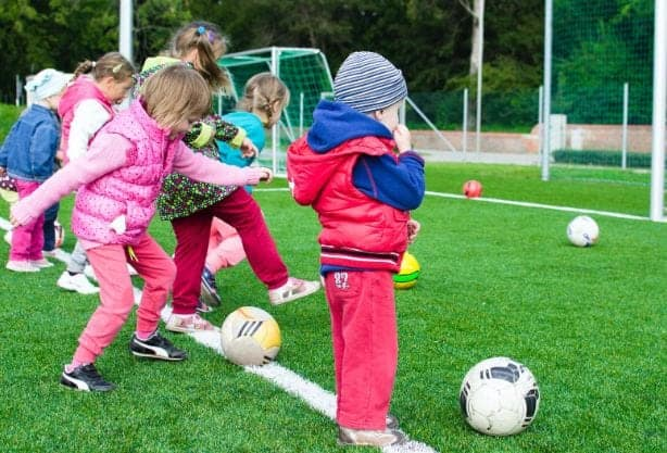 Fitness Activities For Kids Of All Ages